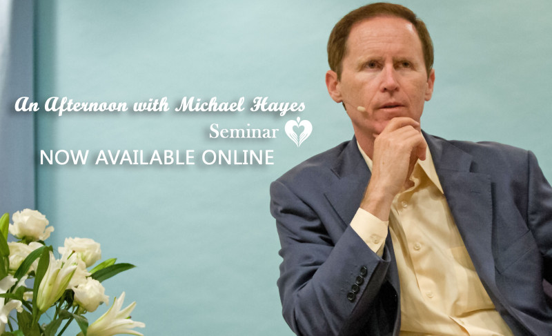 An Afternoon with Michael Hayes